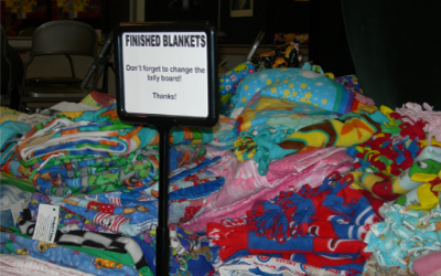 project linus make a blanket day